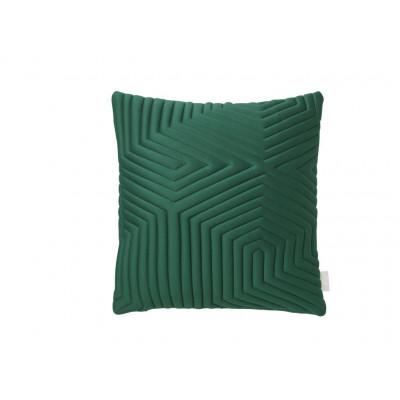 Optical Memory Pillow Square | Green