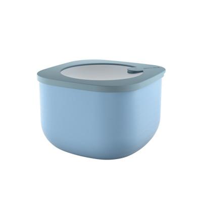 Luftdichter Behälter My Kitchen Shallow L | Blau