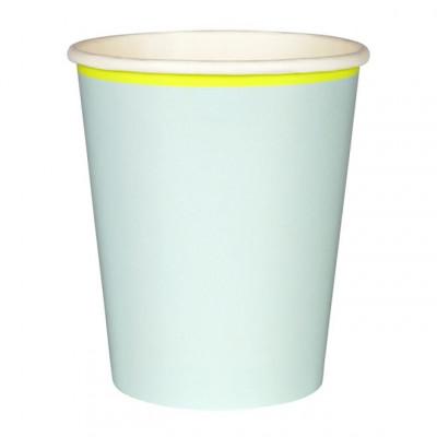 Cups set of 12| Pastel Mint