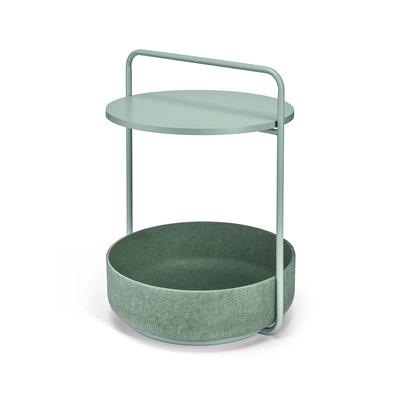 Side Table Tavolino I Dusty Green