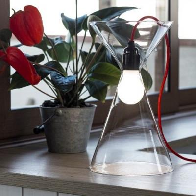 JAL Lamp | Transparent