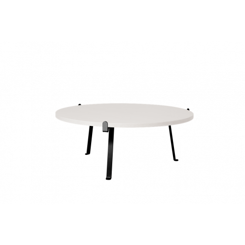 Arch Coffee Table | White Top