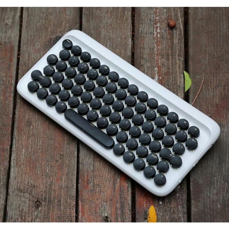 Mechanical Keyboard   Pure White