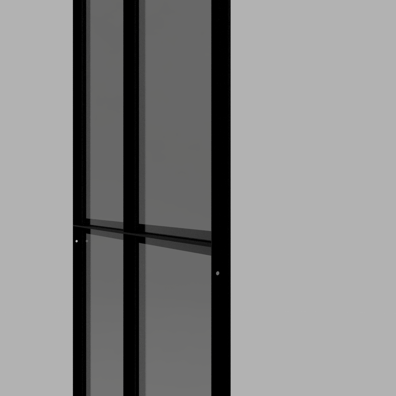 Nichba-Element | Glaswand