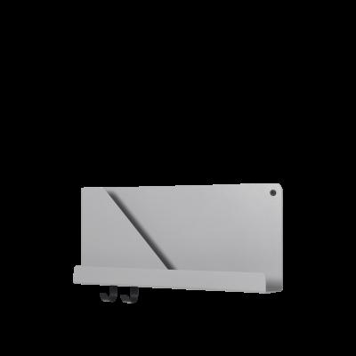 Klappregal 51x22 cm / 20x8,75 l Grau