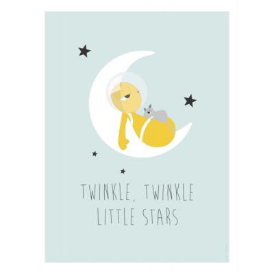 Twinkle Twinkle Little Star Poster | Klein