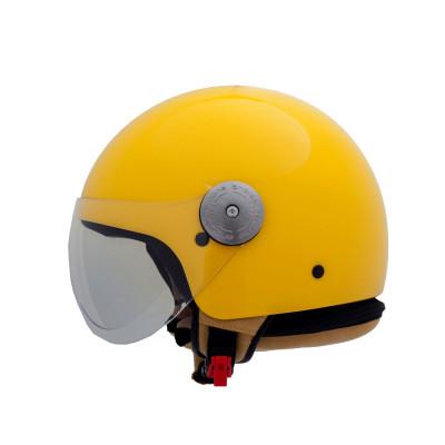 Helmet Visor | Yellow | Large