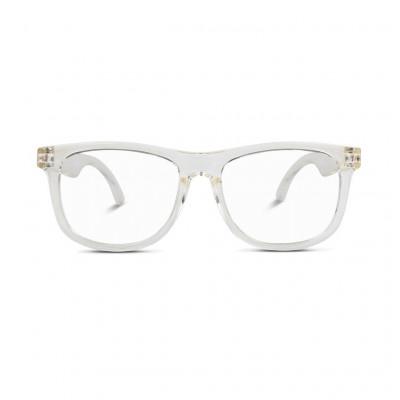 Goldsonnenbrille | Klar