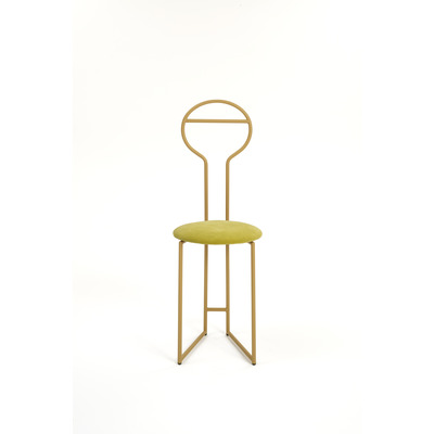 Chairdrobe Joly HB I Gold - Chartreuse Yellow