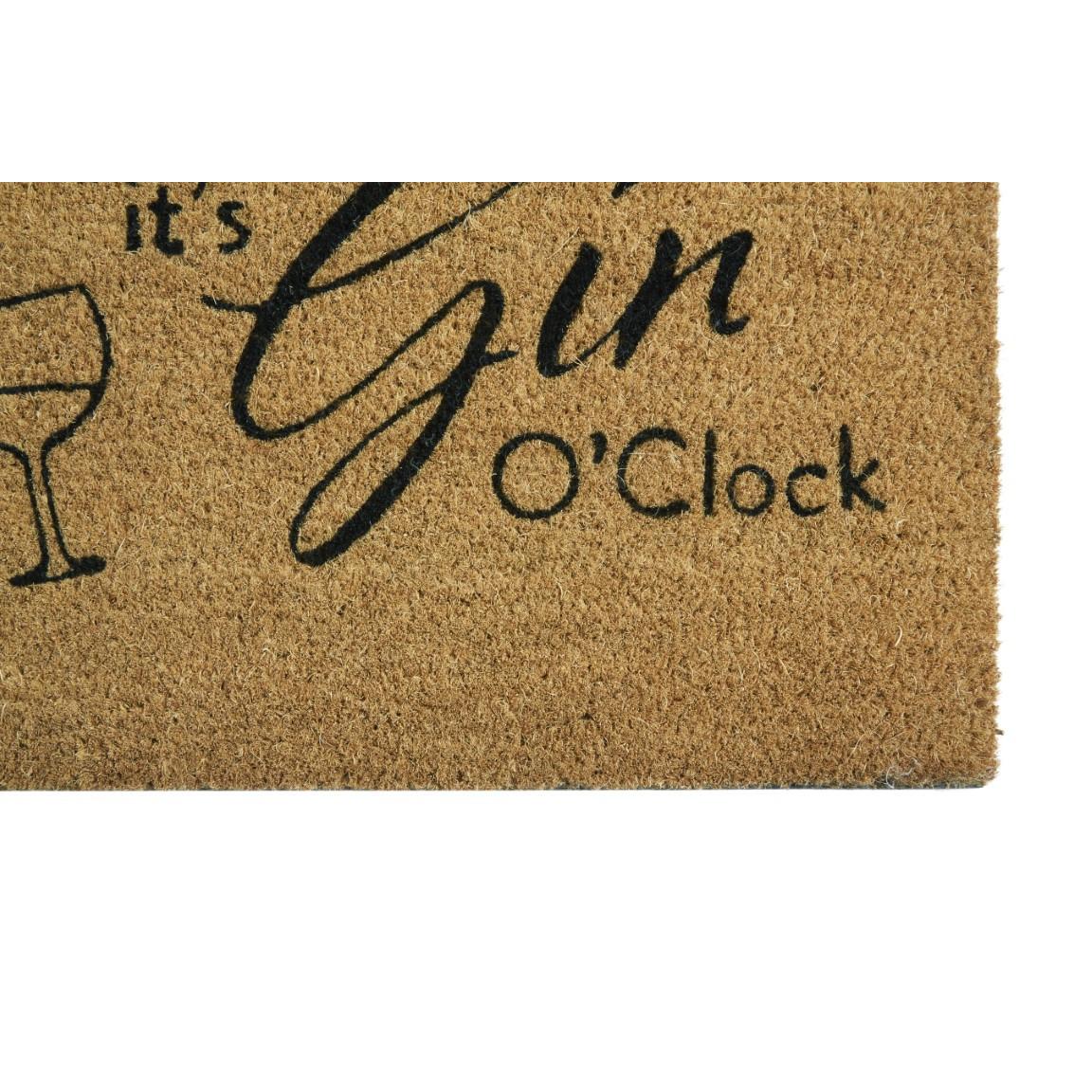 Fußmatte   Gin O' Clock