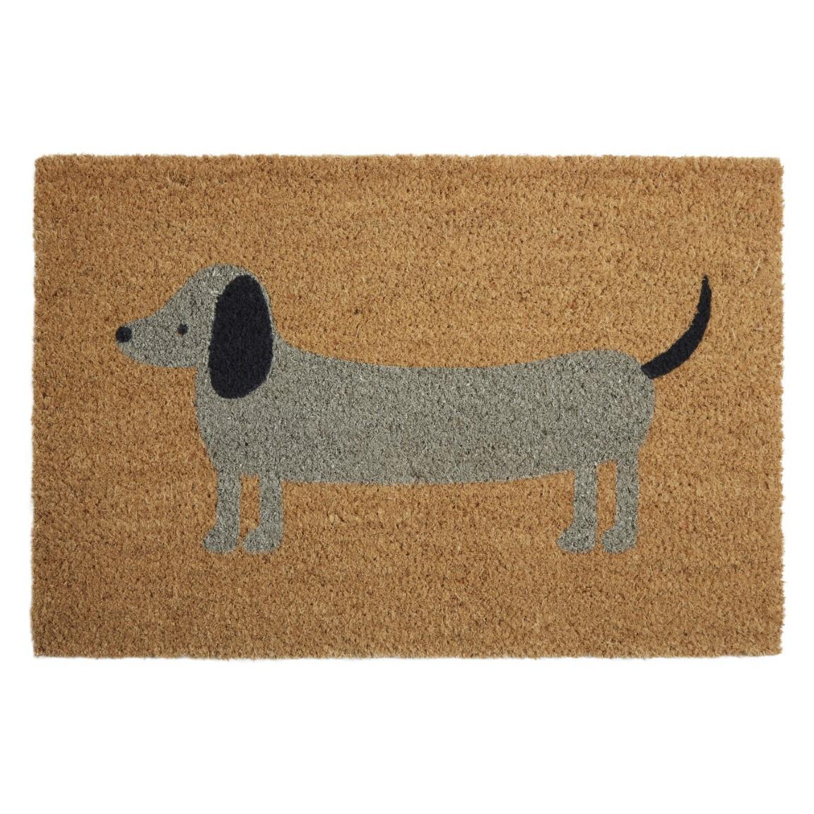 Fußmatte   Daschhund