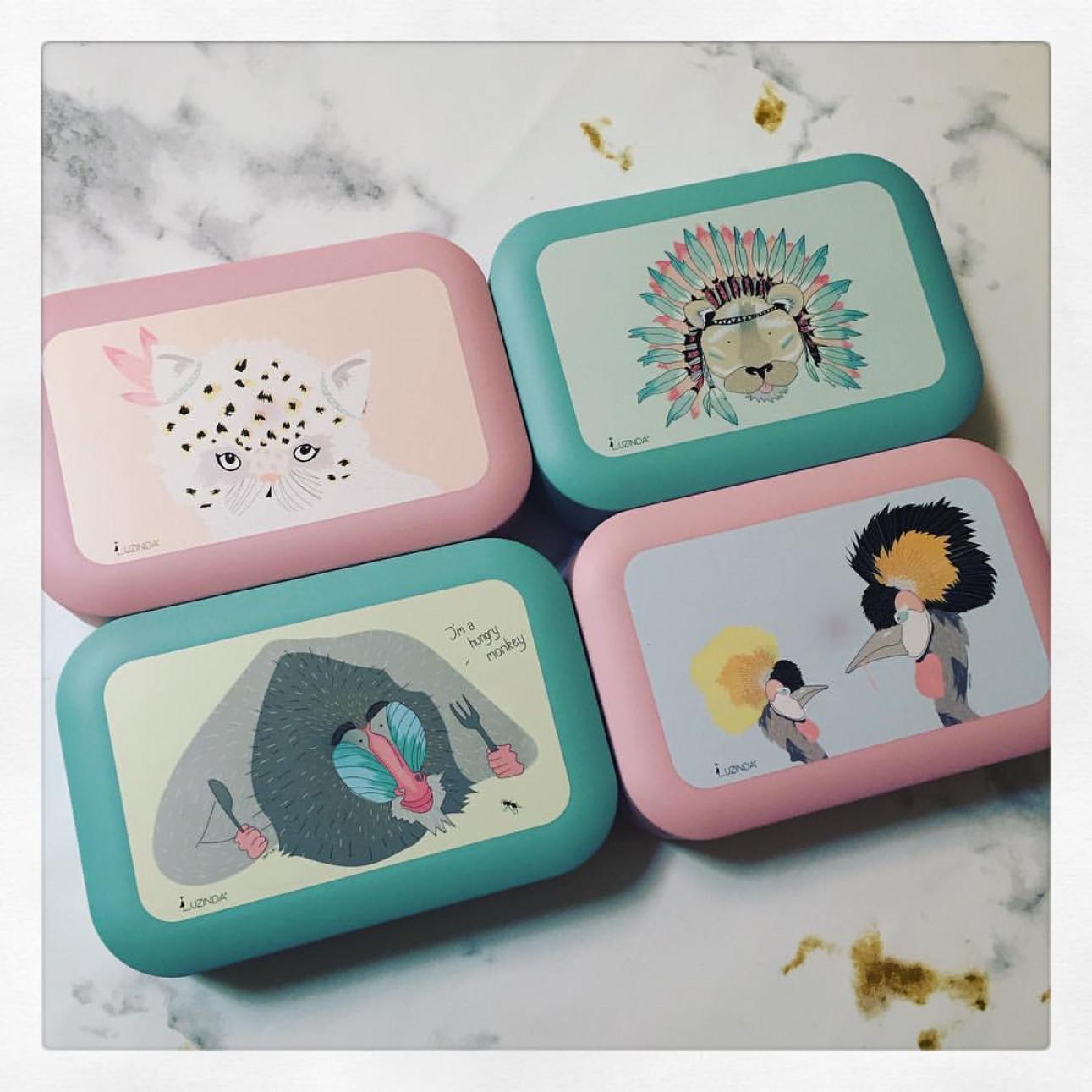 Lunchbox Baboon