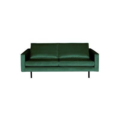 2,5 Seater Sofa Rodeo Velvet | Forrest Green