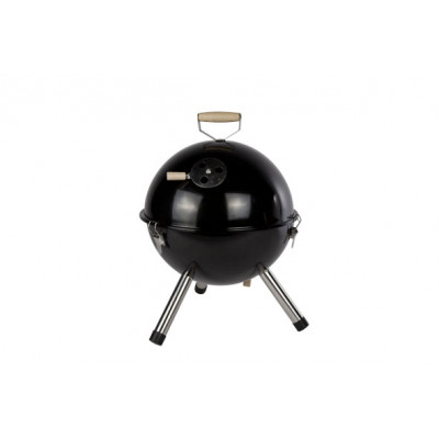Table Barbecue Ball Shape | Black