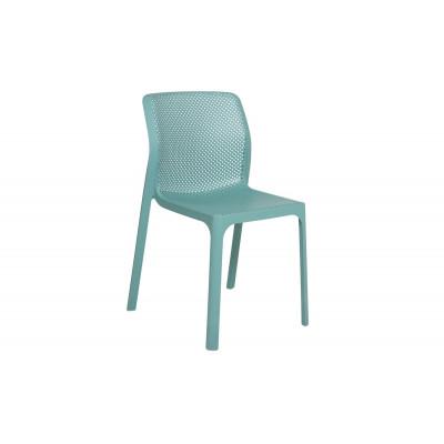Stapelfähiges Stuhl Net | Grün