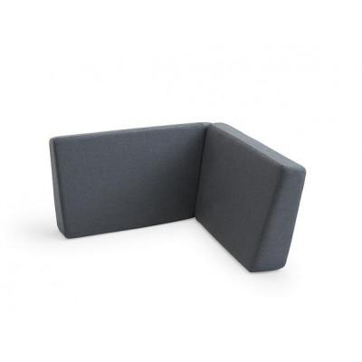 Corner Back Cushion Tradition | Charcoal