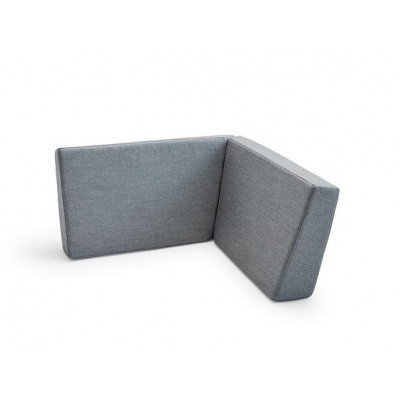 Corner Back Cushion Tradition | Ash Grey
