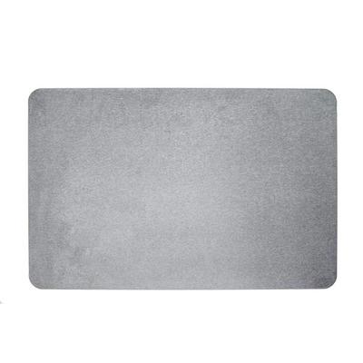 Badevorleger Kieselgur | Grau