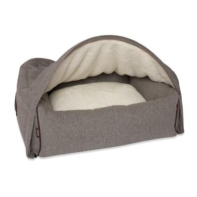 Snuggle Cave Kuschelhöhlen-Bett M | Grau