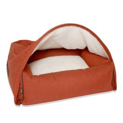 Snuggle Cave Kuschelhöhlen-Bett M | Orange