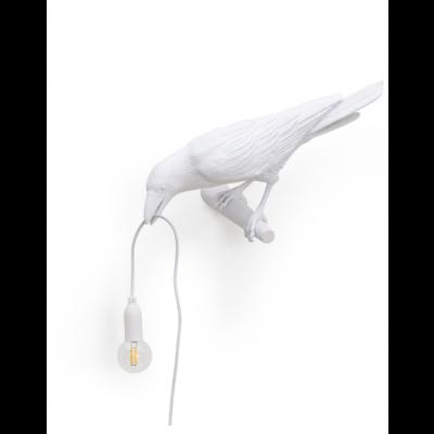 Lampenvögel Links | Weiß