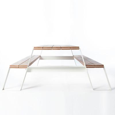 Fuse Picknick-Tisch | Weiß