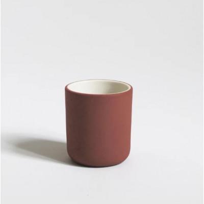 Espresso-Tassenset mit 6 Stück | Terrakotta