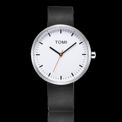 Tomi Watch | Black - White - Silver