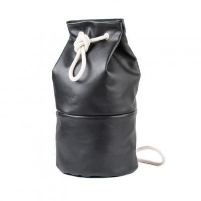 Sac Marin | Leather Black
