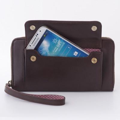Smartphone-Geldbörse | Schokolade