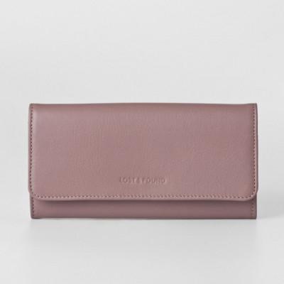 Clutch Wallet | Dusty Rose