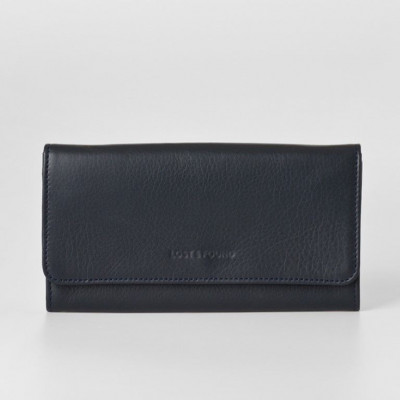 Clutch Wallet | Midnight
