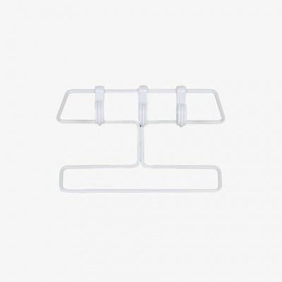 Superemma 30 Kleiderbügel - weiß
