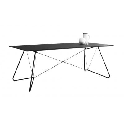 Tisch OAS (On A String) | Schwarz