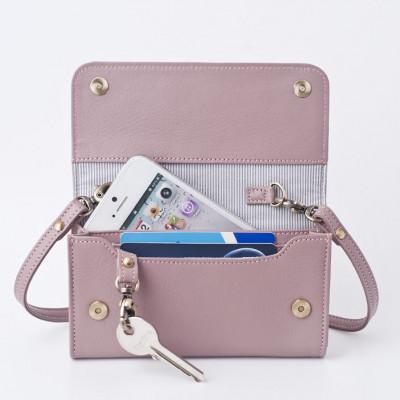 Smartphone Mini-Tasche | Dusty Rose