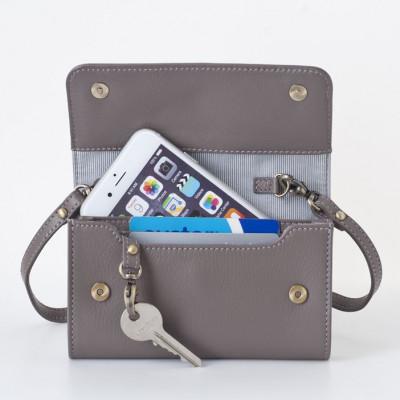 Smartphone Mini-Tasche | Pale Stone
