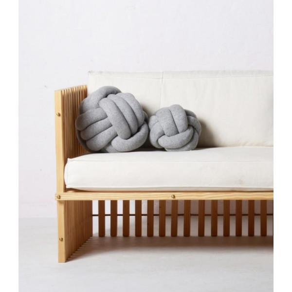 Cushion Chango Small   Grey