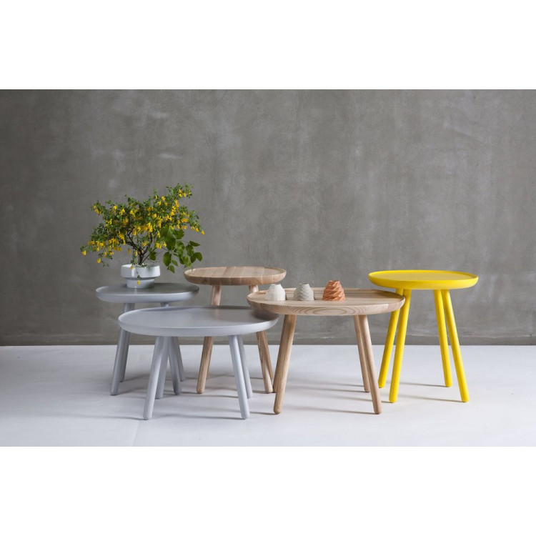 Side Table Naive | White