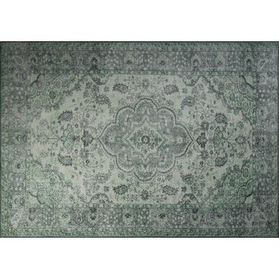 Carpet Blues Chenille 75x150 cm I Green AL 139
