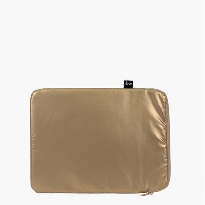 Laptop-Hülle Metallic   Gold