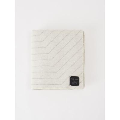 Pinstripe Plaid | Weiß