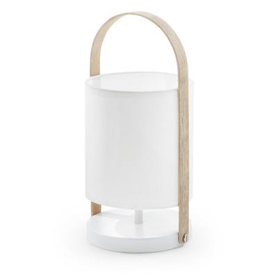 Tischlampe Zayma | Weiß