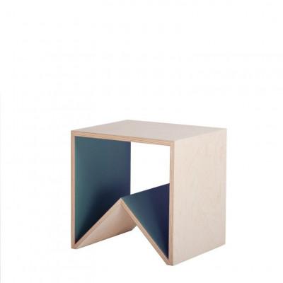 Carius&Bactus Side Table | Night Blue