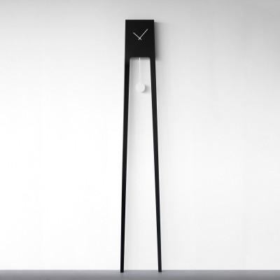 Uhr Tiuku-Pendel | Schwarz