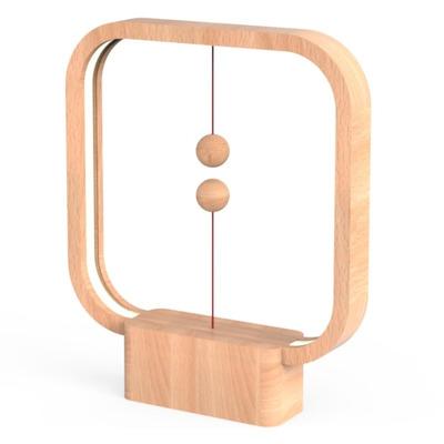 Balance Lamp Viereckig | Natürlich