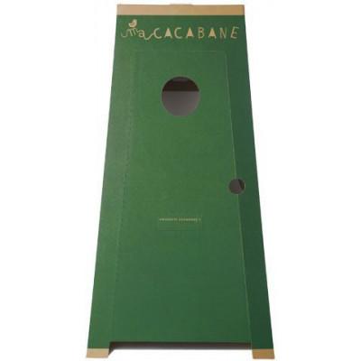 Mein Cacabane Grün