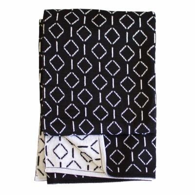 Rihmat Decke | Schwarz&Weiß