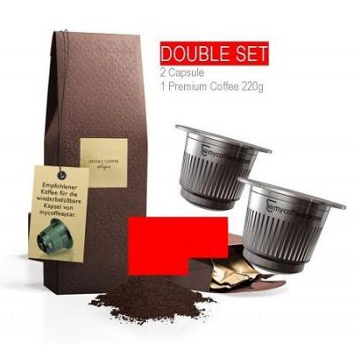 2 Gamma Capsules & Coffee