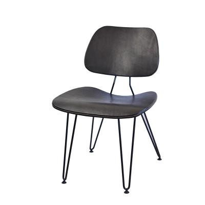 Stuhl Nordic | Schwarz