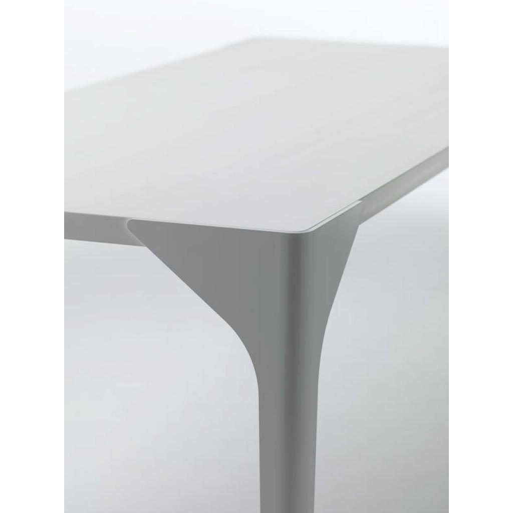 Canard Table White/White